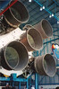 Saturn V 1st stage nozzles