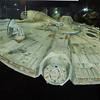 Han Solo's ship, the Millennium Falcon.