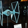 Imperial TIE fighter.