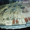 Engines of Han Solo's ship, the Millennium Falcon.