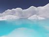 A glacierlike cold world. #SPACE-5