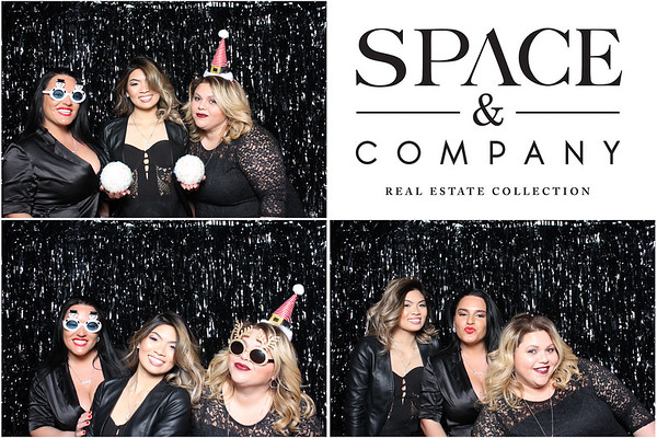Space and Co Holiday Party 2017