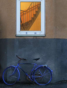 Bike and Window