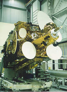 Olympus-1 (L-SAT) at Spar Aerospace (Canada).