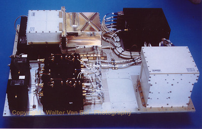 The fully integrated Attached Payload of LLMS