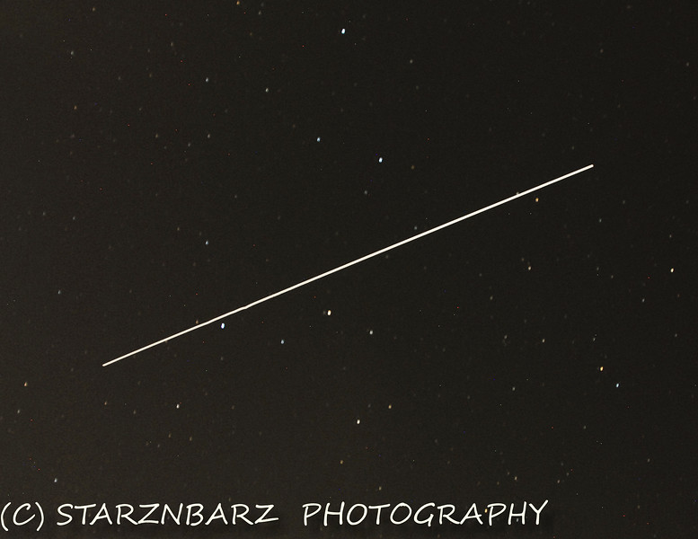 ISS Flyover 1