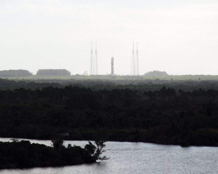 Launch pad 41.