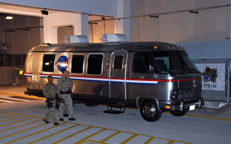 Shuttle Crew security