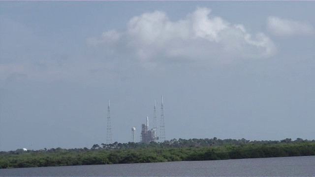 Video of the ARES I-X Launch  - Low resolution version