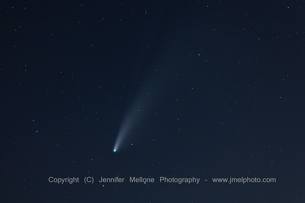 C2020 F3 Comet Neowise Close Up