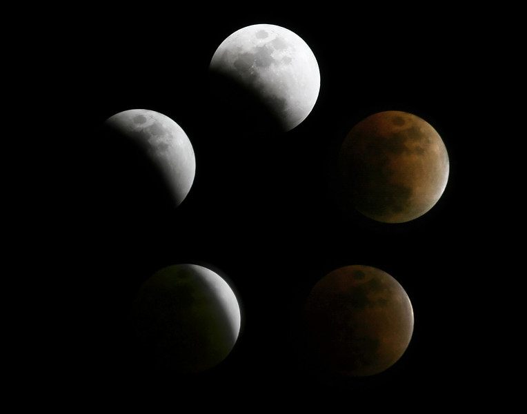 Feb 20, 2008 Lunar Eclipse