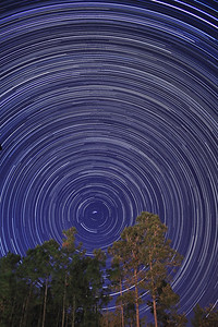Star Trail Experiment