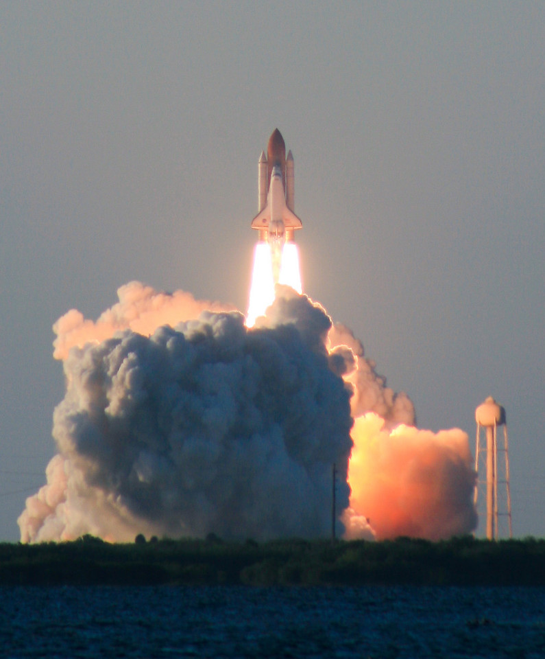06/08/2007 - STS-117 Space Shuttle Atlantis Launch