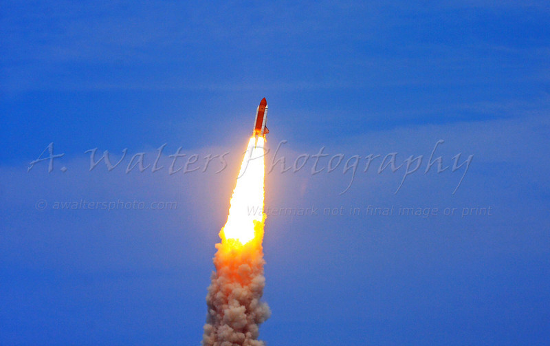 Launch of Space Shuttle Atlantis, STS-125 Hubble Space Telescope Servicing Mission 4 May 11, 2009