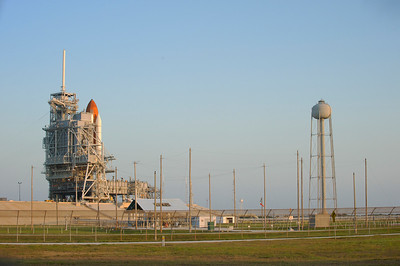 STS-134 Endeavour Launch Events