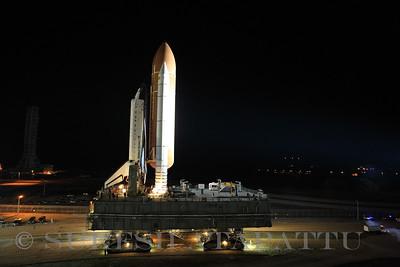 """Space Shuttle Orbiter """"Endeavour """" (OV-105)"""