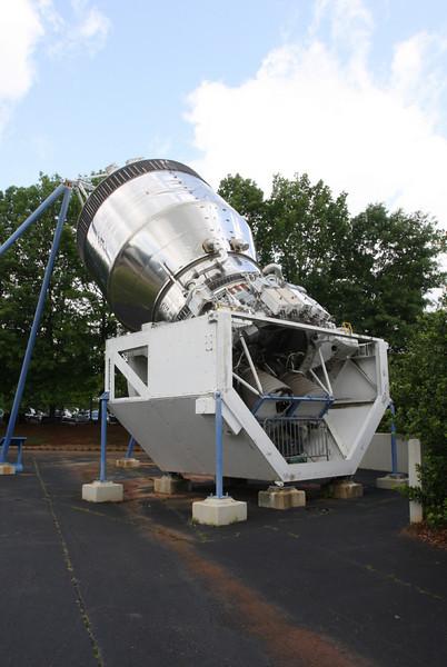 Shuttle reusable engine