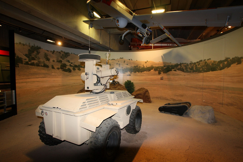 Unmanned Vehicles