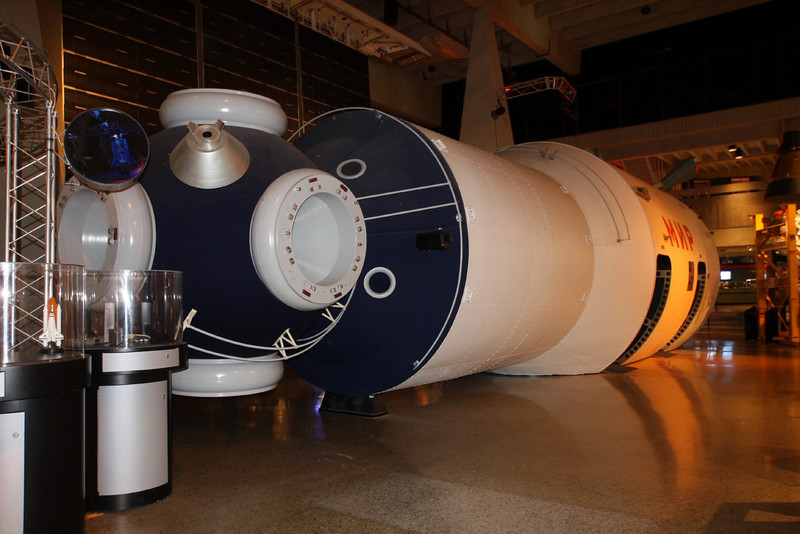 Russian Mir Space Staion