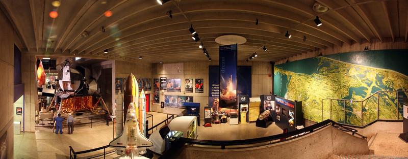Pano inside main museum