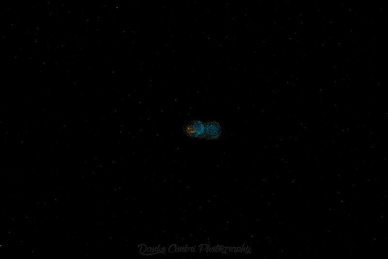 Supposizione: Nebulosa del Gufo