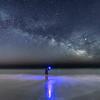 The Milky Way Rising Over Avalon Beach 3/13/19