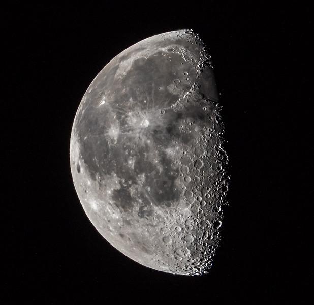 Waning Gibbous Moon 2/17/17