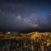 Milky Way Over Beach Dunes 5/9/16