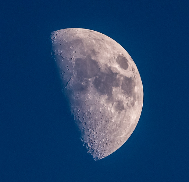 Waxing Gibbous Moon 2/4/17