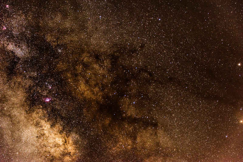 Dark Horse Nebula 8/4/16
