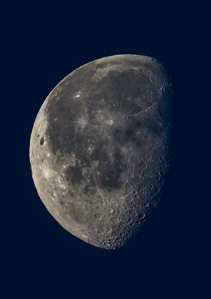 Waning Gibbous Moon 3/29/16