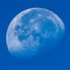 Waning Gibbous Moon 8/22/16
