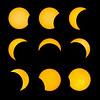 Solar Eclipse Montage 8/21/17