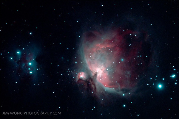 Great Nebula in Orion (12/31/16)