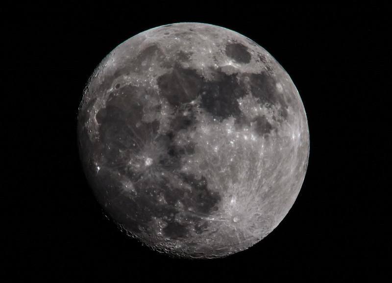 Near Full Moon