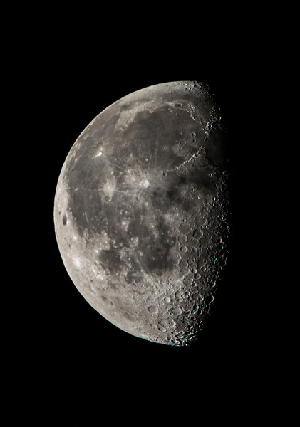 Waning Gibbous Moon 01/30/16