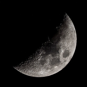 Waxing Crescent Moon 4/2/17