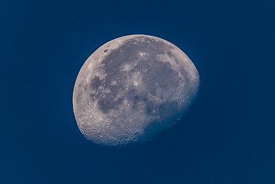 Waning Gibbous Moon 9/29/18