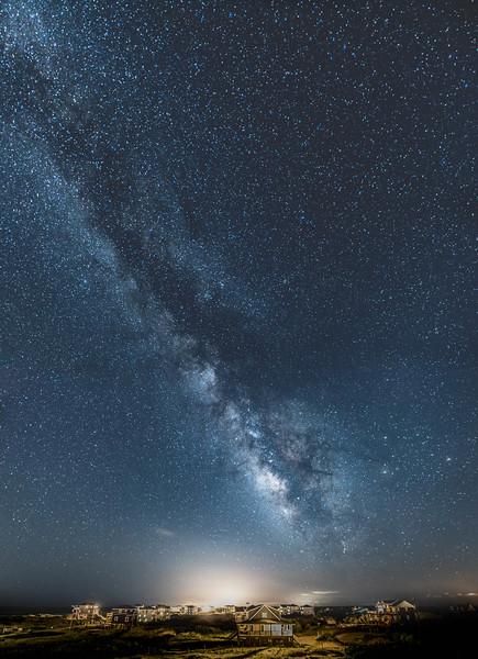 Milky Way Over Corolla 8/3/16
