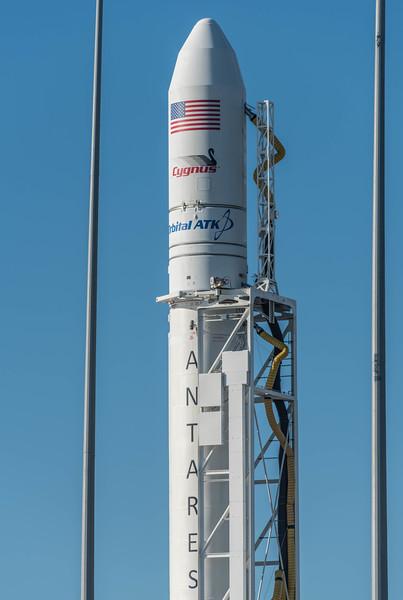 Antares Rocket 10/16/16
