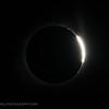 Total solar eclipse (diamond ring) (8/21/2017)