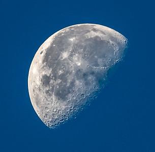 Waning Gibbous Moon 10/30/18