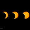 Total solar eclipse (exit phases) (8/21/2017)