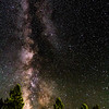 Milky Way I, Mill Creek, CA (7/12/13)