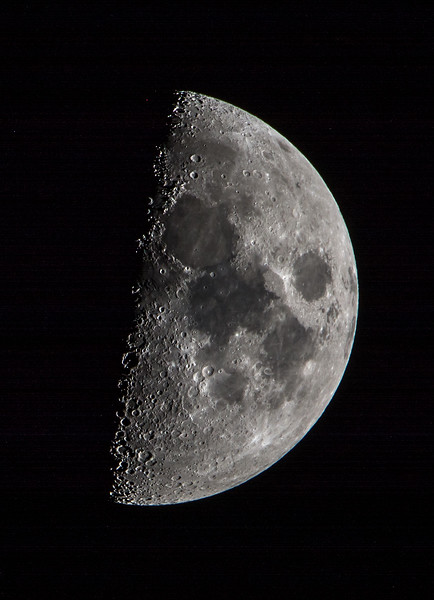 Waxing Gibbous Moon 3/15/16
