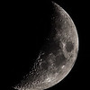 Waxing Crescent Moon 6/10/16