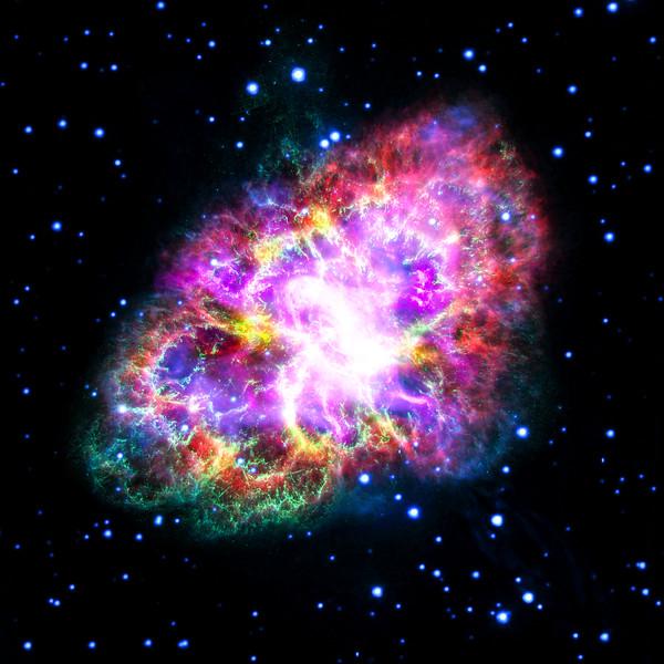 Multiwavelength Crab Nebula