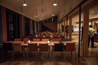 Mess hall at Ny ALesund