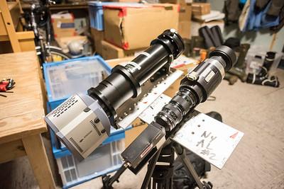 Scientific Cameras at Ny Alesund