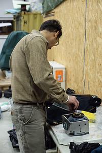 Preparing a $40,000 Camera for the Plane